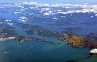 Neuseeland shutterstock New Zealand_Overview_Marlborough_shutterstock_1920