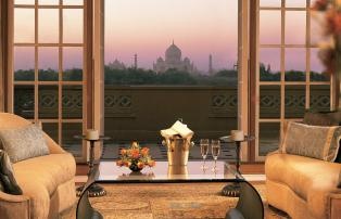 Asien Indien Agra The Oberoi Amarvillas Room with a view_1920