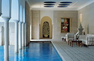 Asien Indien Agra The Oberoi Amarvillas swimming-pool-2_1920