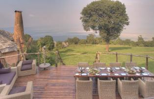 Afrika Tansania Ngorongoro Ngorongoro_Crater_Lodge Ngorongoro_crater_lodge13_192
