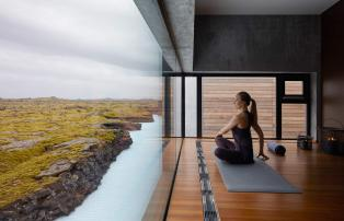 Europa Island Grindavik The Retreat at Blue Lagoon BL_Retreat_Yoga_3_1920