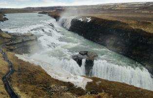Unsplashed Gulfoss