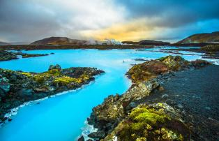 Unsplashed Blue Lagoon