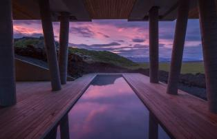Europa Island Selfoss Ion Adventure Hotel ION Spa - sunset_1920