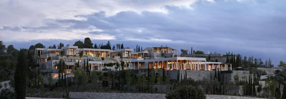 Amanzoe Amanzoe, Greece - Panoramic View_High Res_7455